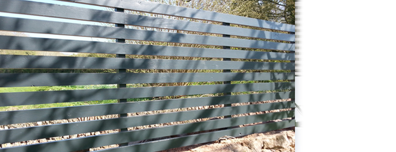 Slatted Screening Header Photo