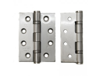 "Butt Hinges - 3"" - Stainless Steel (Set of 3) Photo"