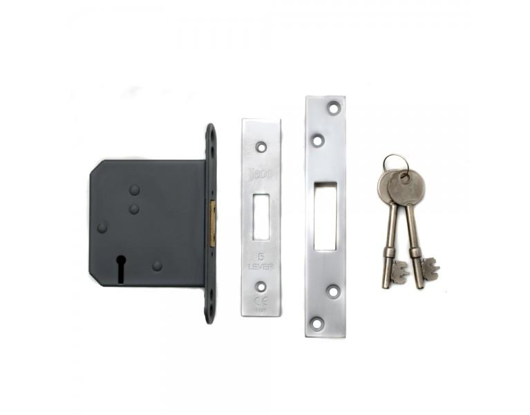 5 Lever Dead Lock