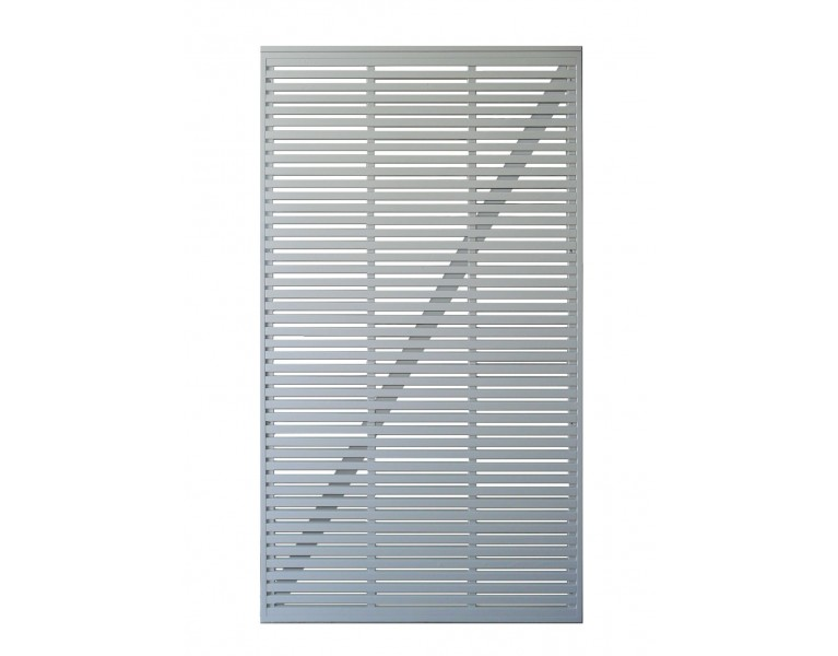 Slatted Gate - Painted Finish