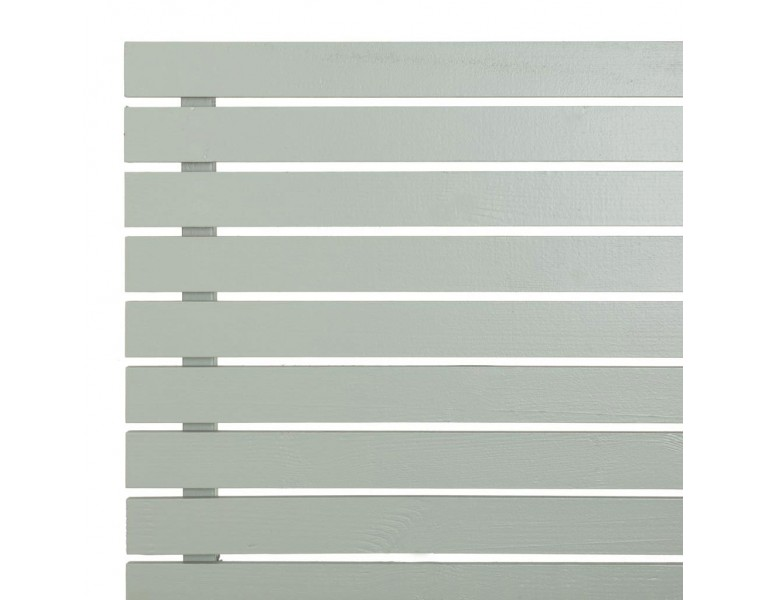 Slatted Screening Panel (7mm Gap) - Painted Finish
