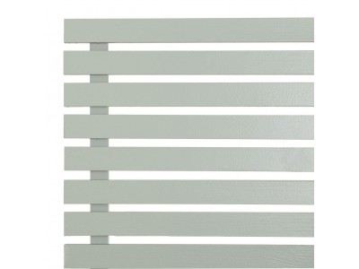 Slatted Screening Panel  (15mm Gap) - Painted Finish Photo
