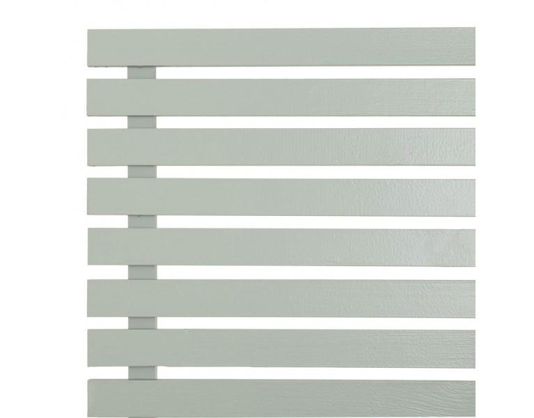 Slatted Screening Panel (15mm Gap) - Painted Finish