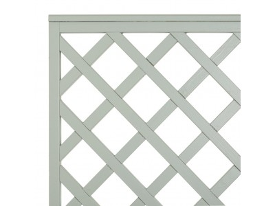Diamond Trellis Panels - Painted Finish Photo
