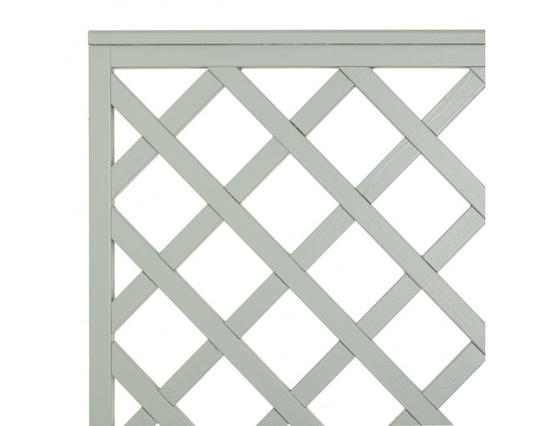 Diamond Trellis Panels - Painted Finish